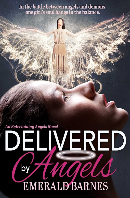 Delivered by Angels Cover Reveal