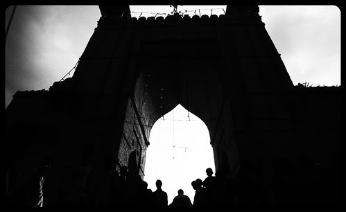 The Gate Of Knowledge Is So Thin You Have To Have The Humility of A Pin To Enter Within by firoze shakir photographerno1