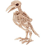"7"" Skeleton Tweety Bones - 49844 - White"