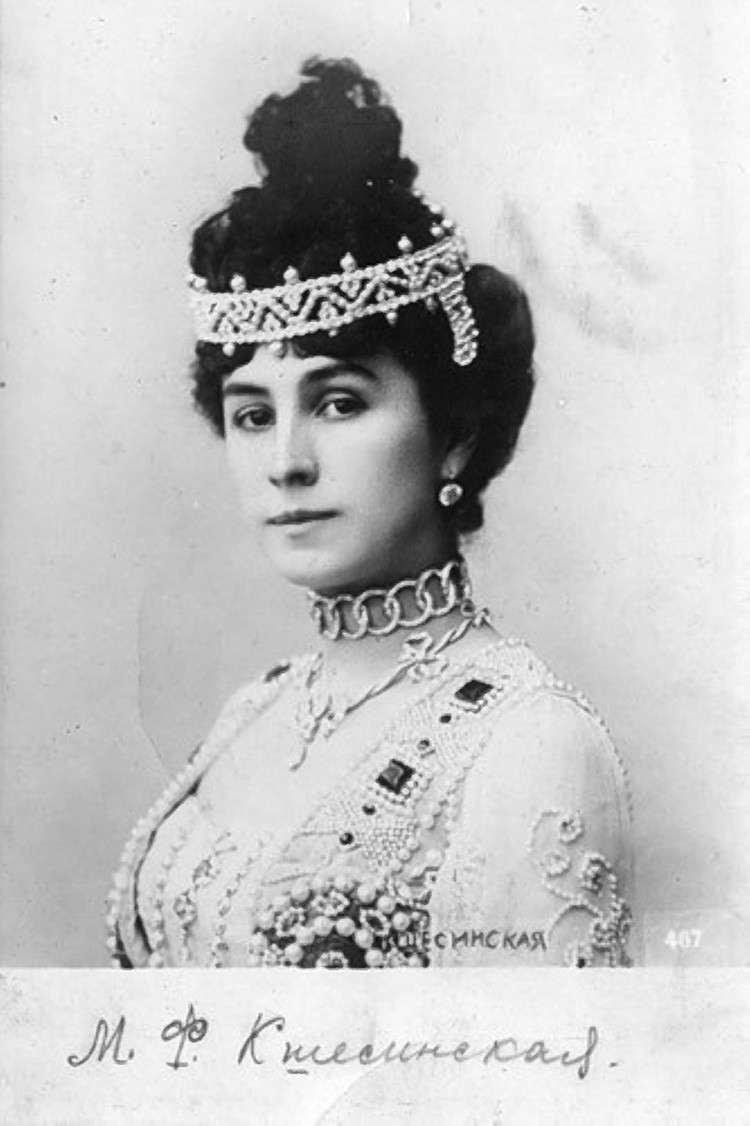 Матильда Кшесинская – любовница великих князей Романовых