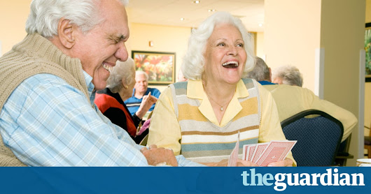 Older people face paying £34,000 a year to go into a care home | Money | The Guardian