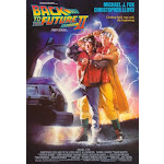 Pop Culture Graphics MOVCF8264 Back To The Future Part 2 Movie Poster Print 27 x 40