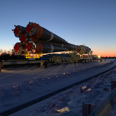 Space agency needs to see the launch pad - Article - News