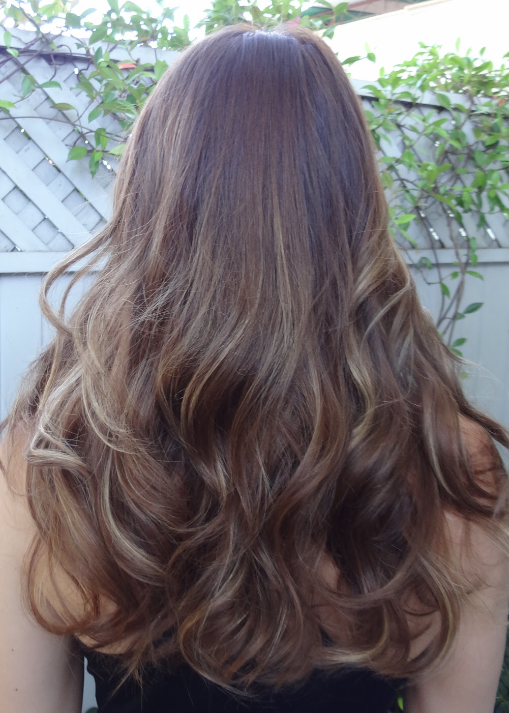 Hair Color For Fall: Darker Is Better  Neil George