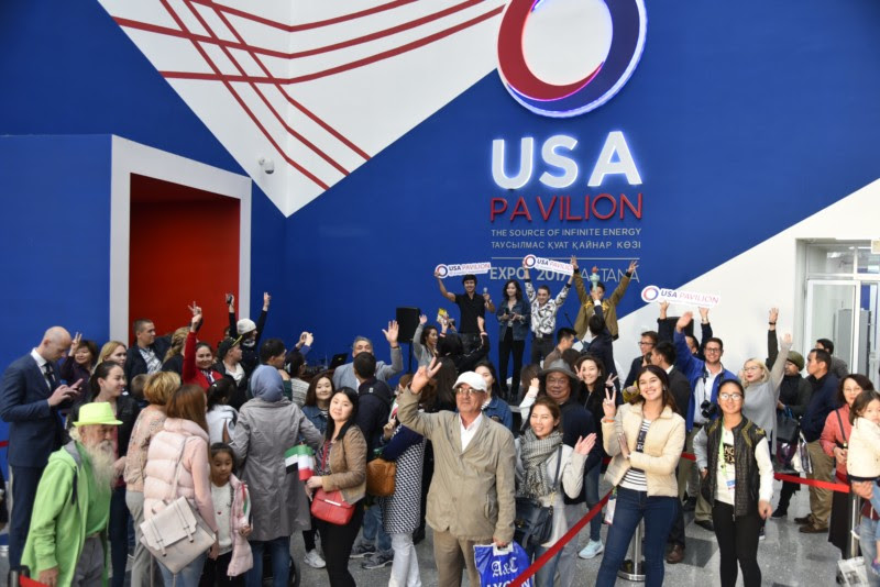 Five rules for a successful Expo pavilion