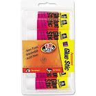 Avery GlueStic - Glue stick - 0.3 oz - white - permanent (pack of 18)