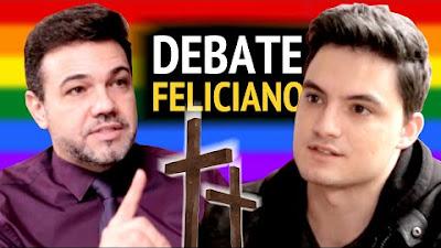Debate do Pr Marco Feliciano e Felipe Neto
