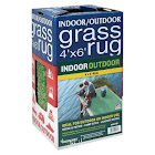 Greenscapes Grass Rug, Green