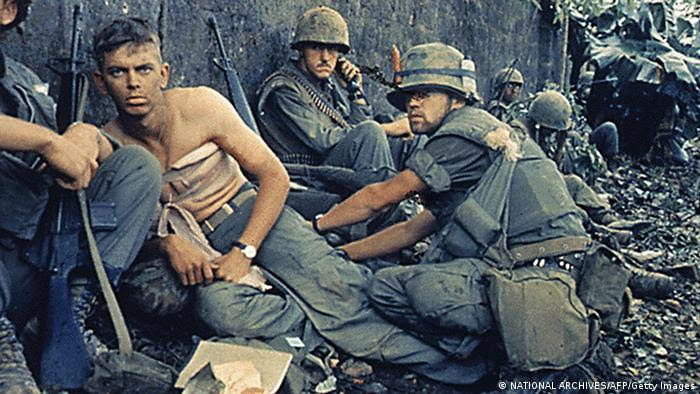 Vietnamkrieg (NATIONAL ARCHIVES/AFP/Getty Images)