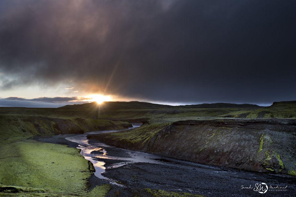 Impressionantes fotos aéreas das paisagens da Islândia 14
