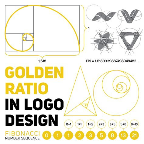 golden ratio  logo design clever mark store