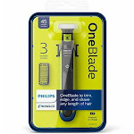 Philips Norelco OneBlade Hybrid Electric Trimmer and Shaver FFP QP2520/70