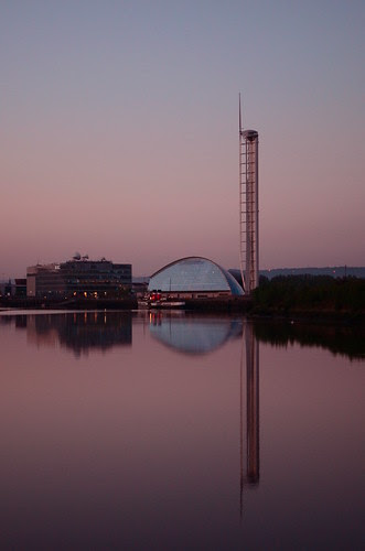 Clydeside Reflections by Rob MacNaughton