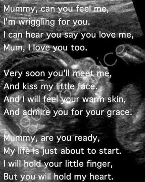 I Love You My Unborn Baby Quotes Archidev