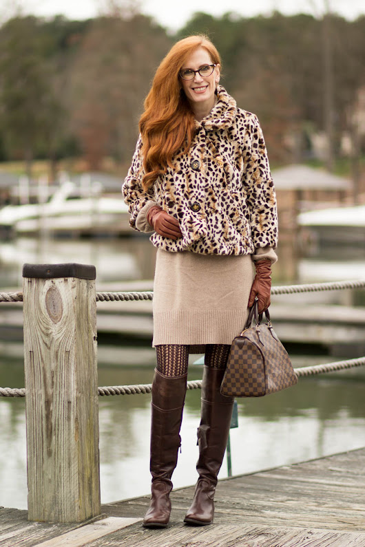 Elegantly Dressed & Stylish - Over 40 Fashion Blog