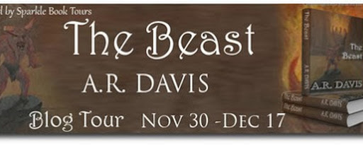 Blog Tour The Beast by A.R. Davis