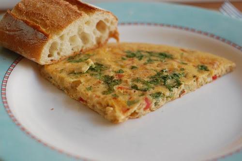 Masala omlete