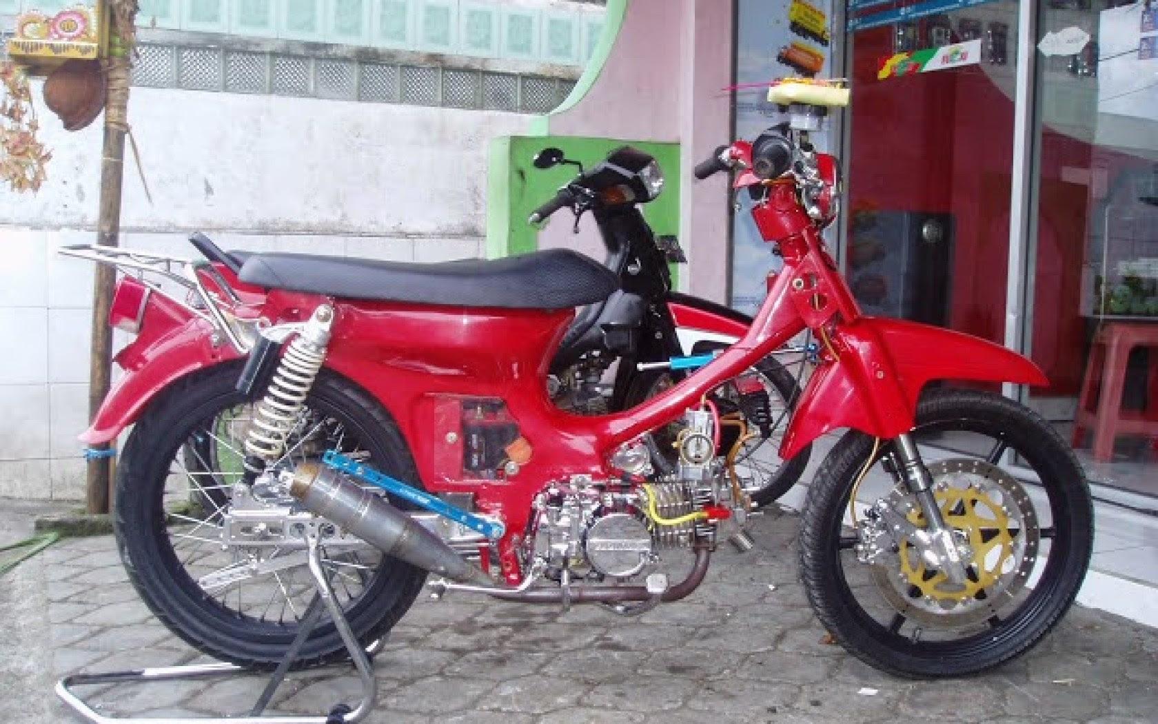 94 Modif Motor Astrea Impressa Terbaru Gendoel Motoer