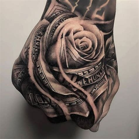 unique hand tattoo ideas guys hand tattoos men