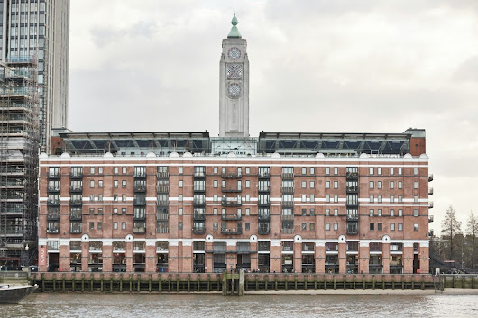 Christmas Shopping Sorted at The Oxo Tower