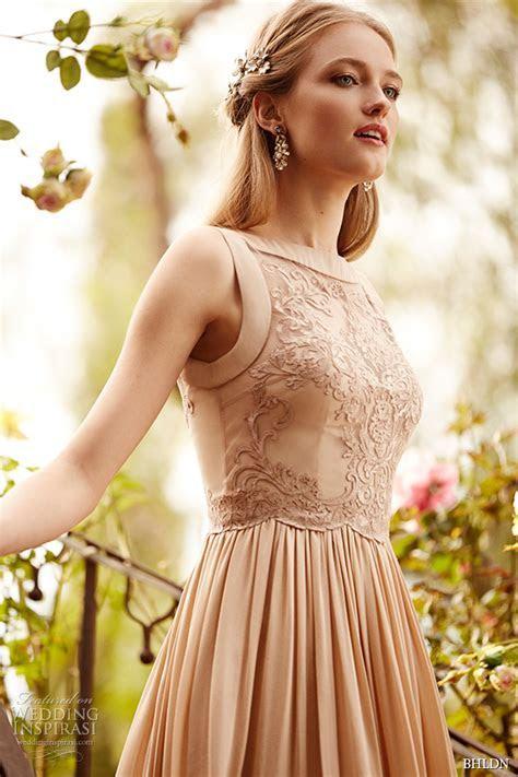BHLDN Spring 2015 Wedding Dresses ? Campaign shoot