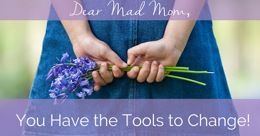 Dear Mad Mom, You Have the Tools to Change! - Cord of 6