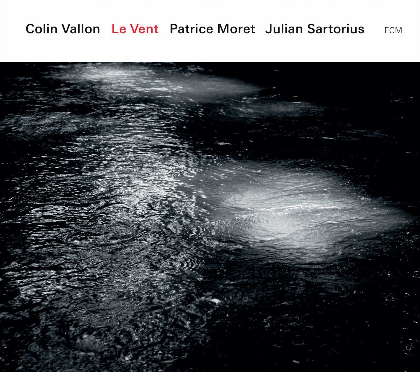Colin Vallon  - Le Ventl cover