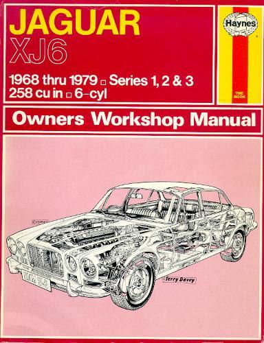 Jaguar Xj6 Repair Manual Pdf