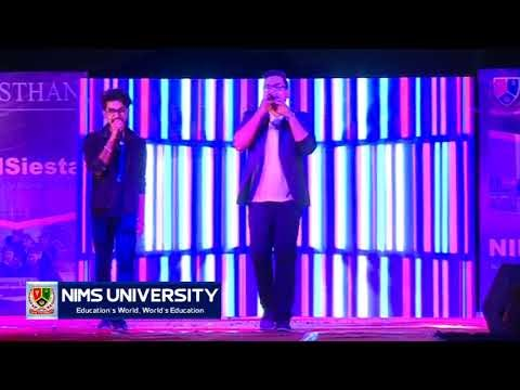 Gulabi Aankhen Song by College Students in Freshers Party