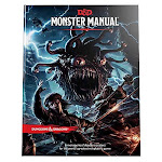 Dungeons & Dragons Monster Manual (Core Rulebook, D&D Roleplaying Game) - Hardcover - (September 30, 2014)