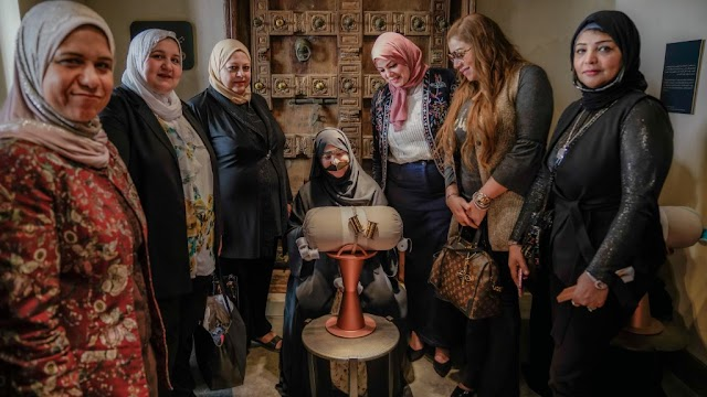 رائدات أعمال مصريات يستكشفن الفرص الاستثمارية في الشارقة