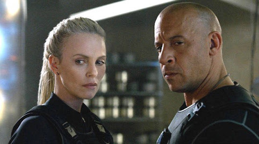 Fast and Furious 8: video intervista esclusiva a Charlize Theron e Vin Diesel