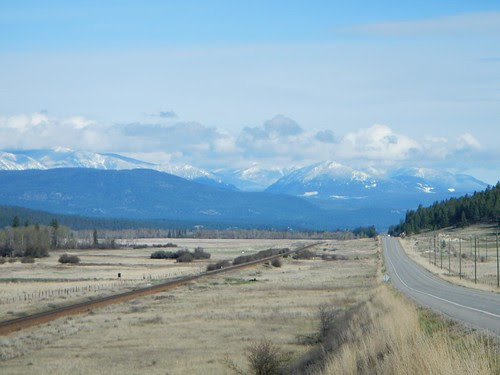 Everyday for 7 Weeks - Day 6 - Cranbrook to Banff