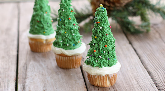Christmas Cupcake Ideas from Pinterest