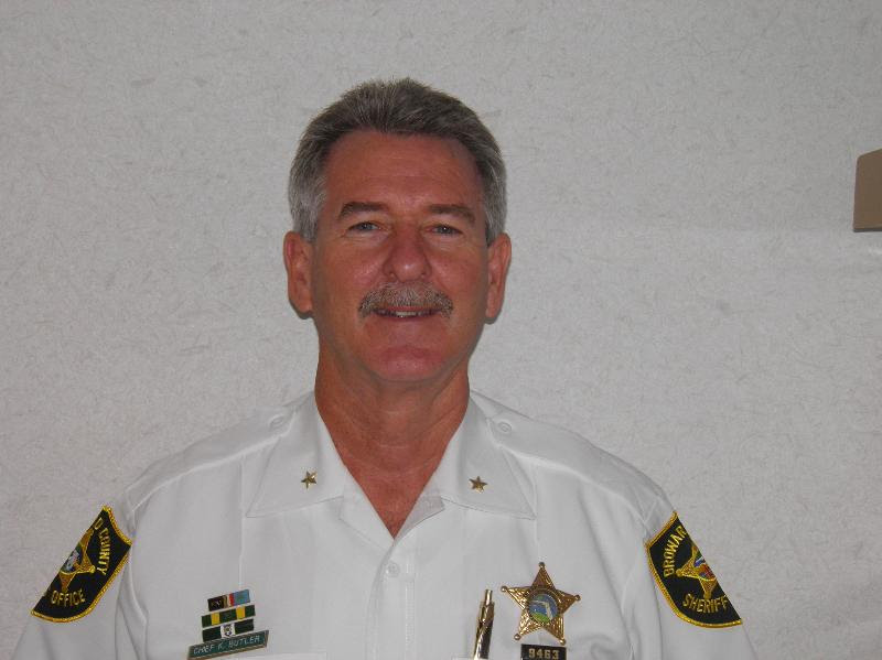 Chief of Police Kevin Buttler