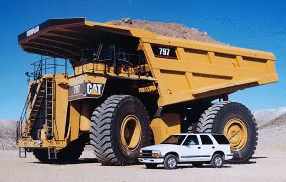 CAT 797 pic