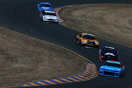 Sonoma: Starting Lineup - NASCAR Cup Series - June 2018 - Racing News