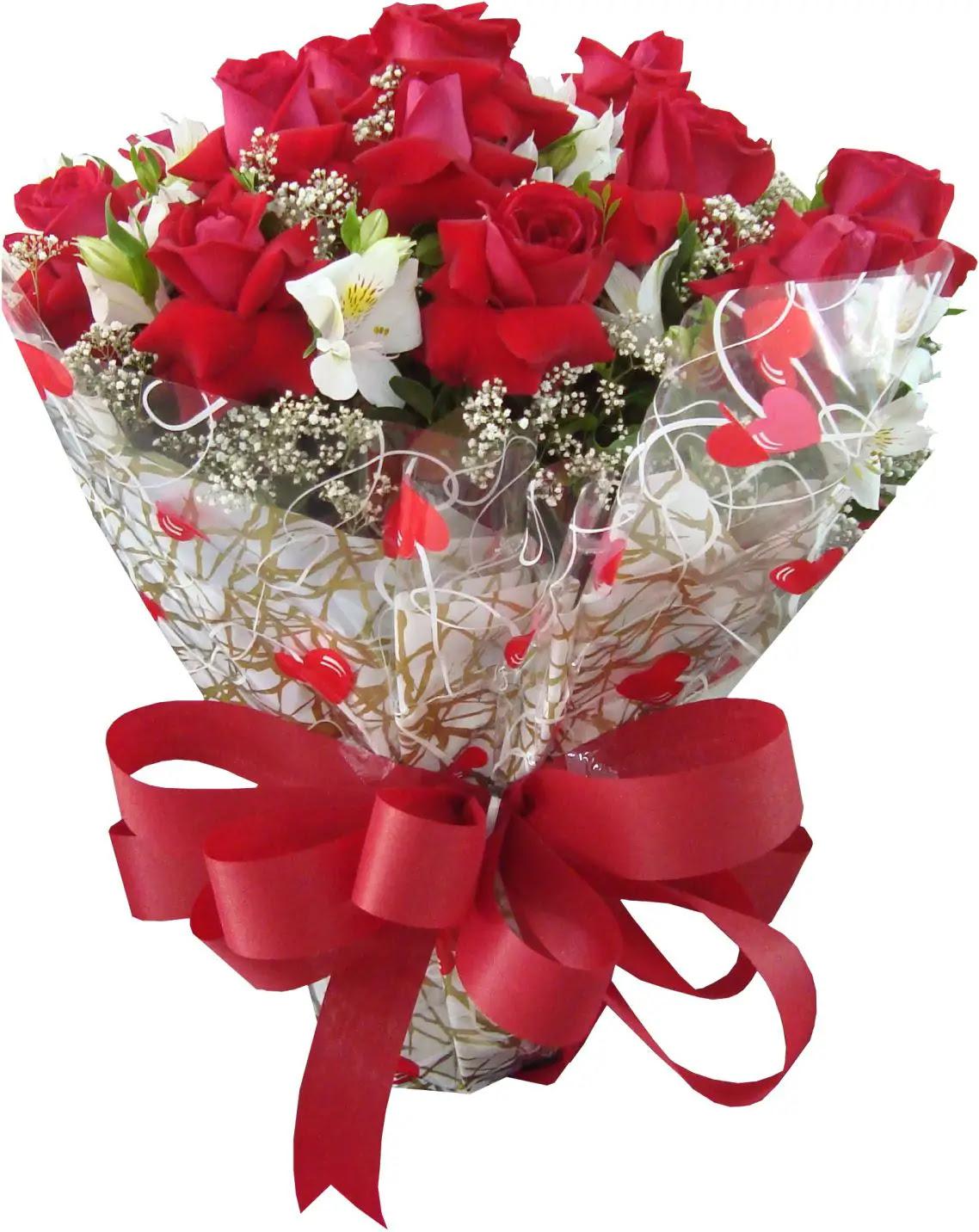 Buquê De Flores Para A Namorada Flores Cultura Mix