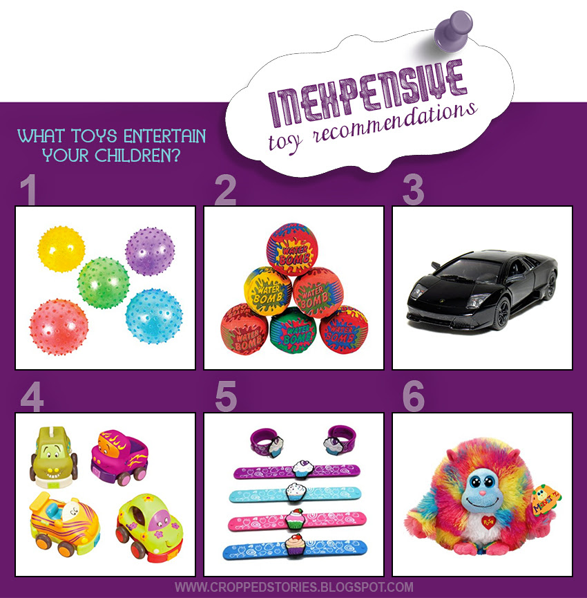 inexpensive toy recommendations