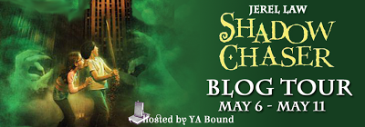 Shadow Chaser by Jerel Law Blog Tour