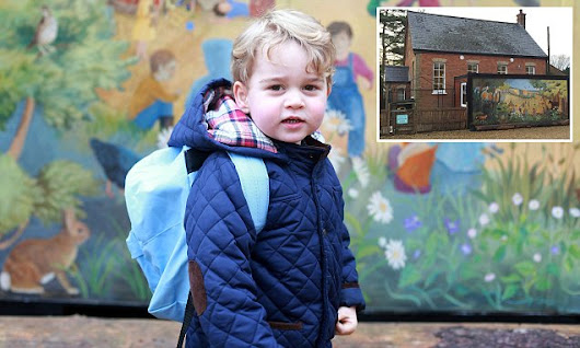 Montessori nurseries see surge in interest due to 'Prince George ef...