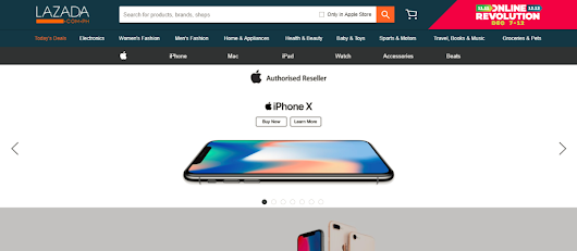 Lazada is now an Apple Authorised Reseller!
