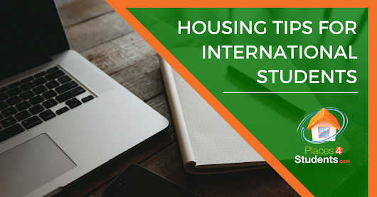 Housing Tips for International Students