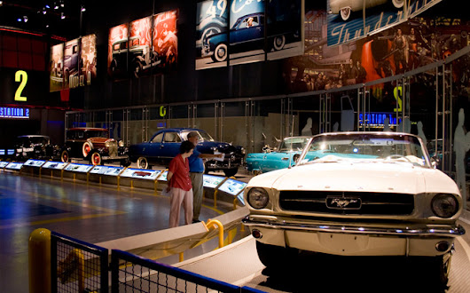 US Auto Museums You Need to Visit - Zero To 60 Times