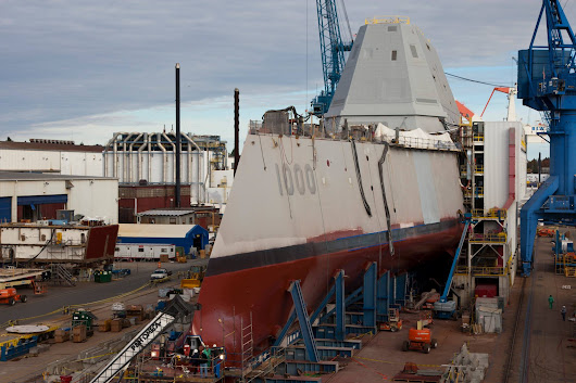 The Navy's newest warship is powered by Linux