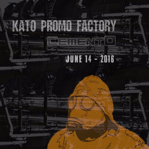 [mix]CementO - Kato Promo Factory 14.06.2016 ( Official Promo Mix 2016 ) by CementO