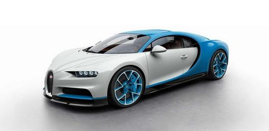 Create Your Own Bugatti Chiron - eXtravaganzi