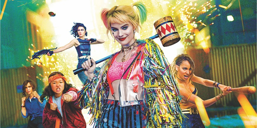 Birds of Prey (and the Fantabulous Emancipation of One Harley Quinn) (2020) movie download