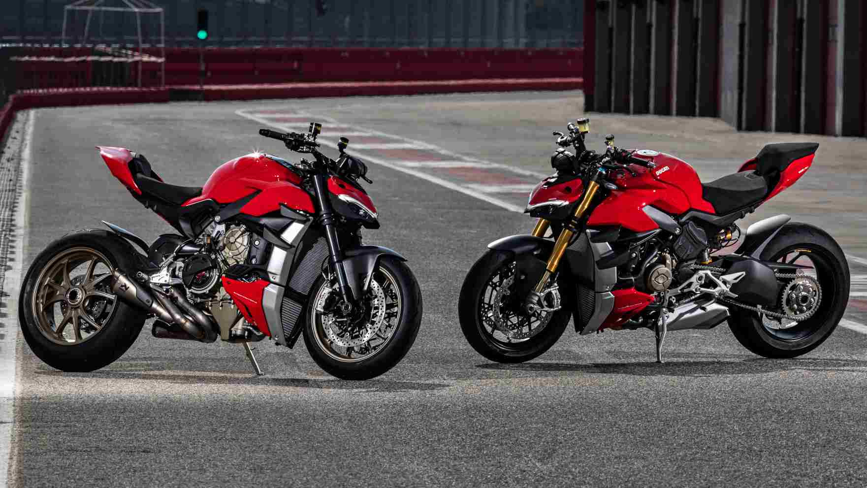 Deliveries of the Ducati Streetfighter V4 will commence in India once region-wise lockdowns are lifted. Image: Ducati