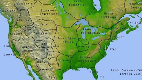 North America Before Colonization